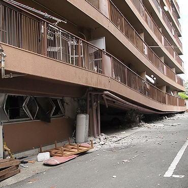 耐震基準による地震に強い賃貸マンション・アパートの選び方